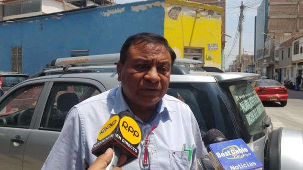 Consejero José Díaz Periche aseguró que realizará la evaluación total de las compras