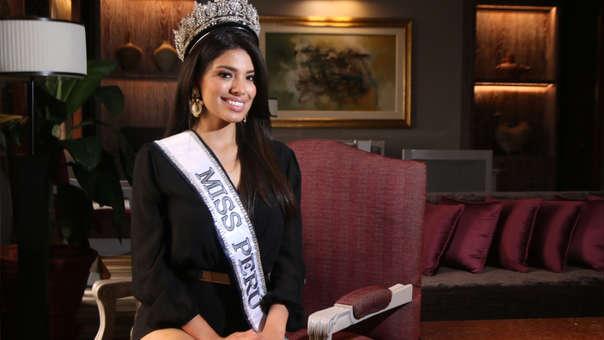 Mabuk dan Muntah, Miss Peru 2019 Dicopot Mahkotanya