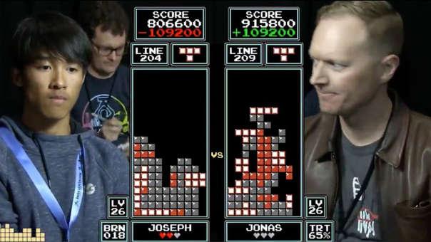 Campeonato Mundial de Tetris