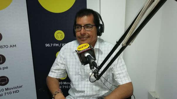 Ing. ambiental, Larry oblitas explicó importancia de Chiclayo Limpio
