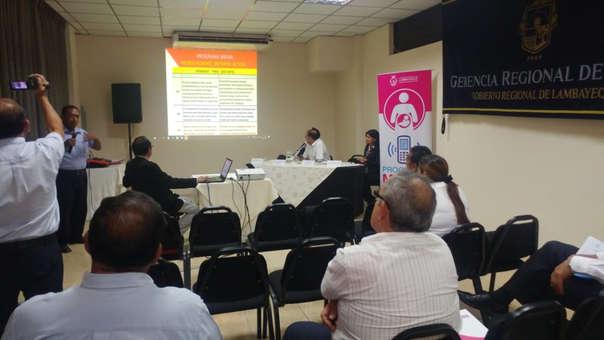 Programa Mama tiene presencia en los distritos de pobreza o extrema pobreza de la región Lambayeque