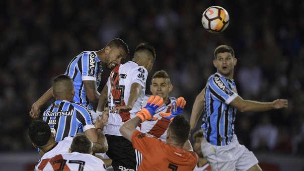 River Plate vs. Gremio por las semifinales de la Copa Libertadores