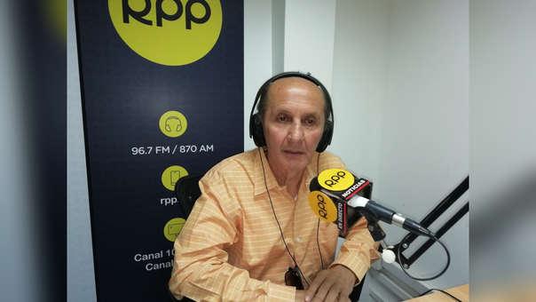 Luis Montenegro.