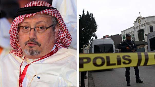Asesinato Jamal Khashoggi