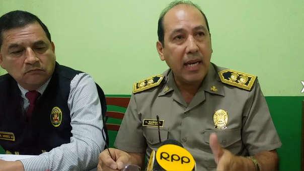General Lucar Núñez aseguró que la Policía está a punto de capturar al violador