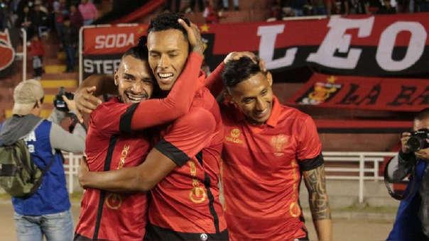 Melgar está en el primer lugar de la tabla en el Torneo Clausura.