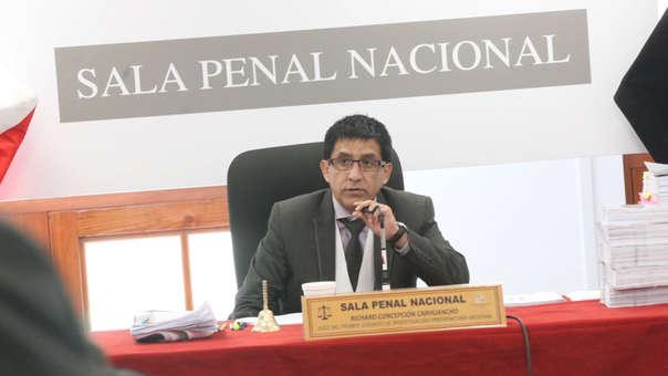 El juez Richard Concepción Carhuancho decidirá si rechaza o acepta el pedido de prisión preventiva contra Keiko Fujimori.