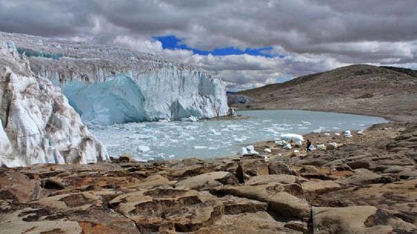 En los últimos 30 años, el Quelccaya, que se encuentra a unos 6.000 metros de altura, ha disminuido en un 31%.