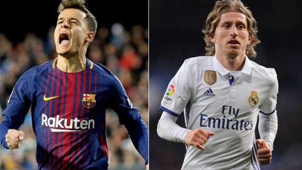 Barcelona vs. Real Madrid EN VIVO ONLINE  los convocados para el ... 42b0dcd52b2ad