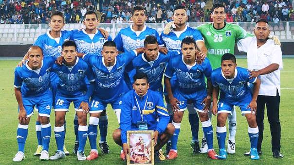 El Club Hualgayoc estuvo cerca de ser campeón de la Copa Perú.
