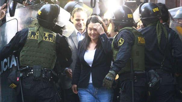 Solo el 15% de peruanos evalúa de manera positiva a Keiko Fujimori.