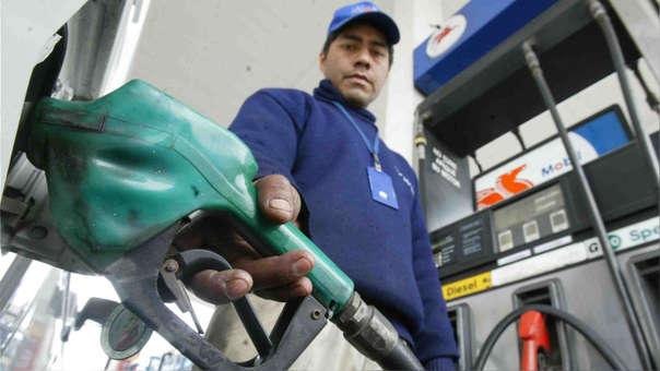 La variación de precios de combustibles se dio el viernes 26 de octubre.