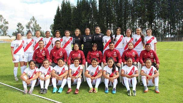 Selección Peruana Femenia