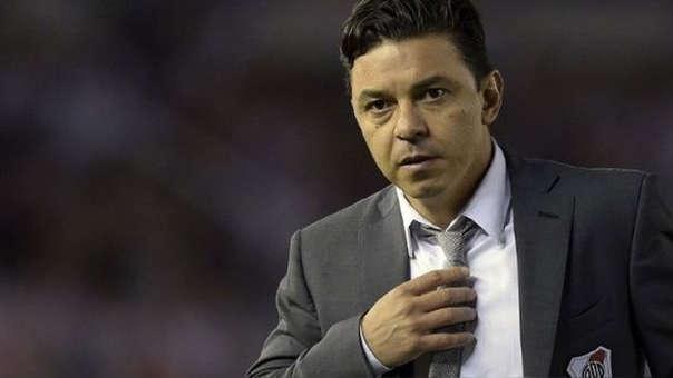 Marcelo Gallardo estuvo presente en la final de la Copa Sudamericana 2003. Perdió ante Cienciano.