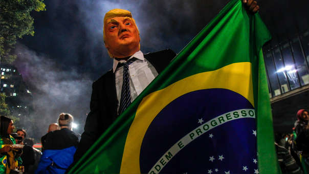 BRAZIL-ELECTION-RUNOFF-BOLSONARO-SUPPORTERS
