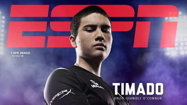 Timado en ESPN