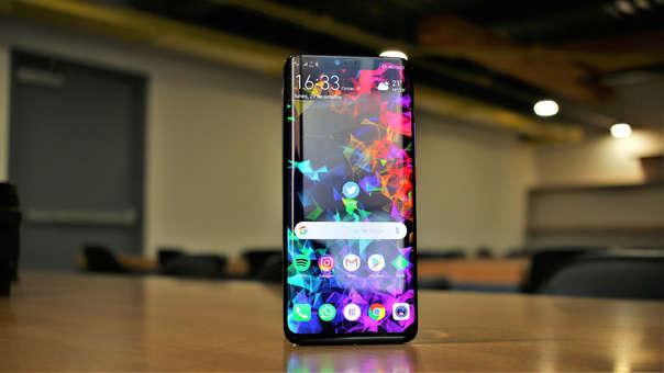 Este es el Huawei Mate 20 Pro, nuevo alta gama de Huawei