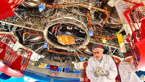 En Alemania se diseñó el Módulo de Servicio que proveerá a la nave espacial Orion de la NASA de electricidad, propulsión, control térmico, aire y agua.