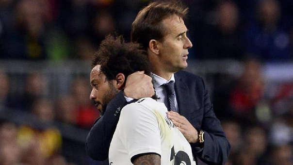 Julen Lopetegui es el primer entrenador del Real Madrid en ser despedido con solo 11 semanas en el cargo.