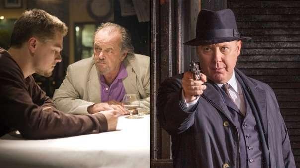 La vida 'Whitey' Bulger inspiró los personajes de Frank Costello (interpretado por Jack Nicholson en 'The Departed') y James Reddinton (interpretado por James Spader en 'The Blacklist').
