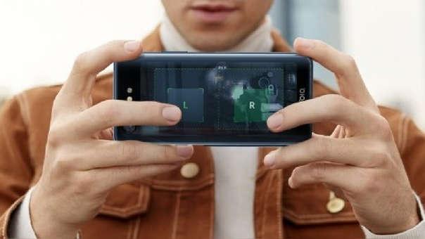 Nubia presenta su smartphone X de dos pantallas
