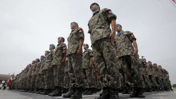Ministerio de Defensa realizó varios cambios.