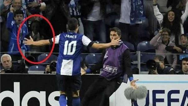 James Rodríguez se hizo conocido en el fútbol europeo tras brillar en el Porto.