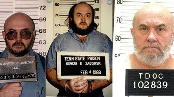 Zagorski fue condenado a muerte en 1984
