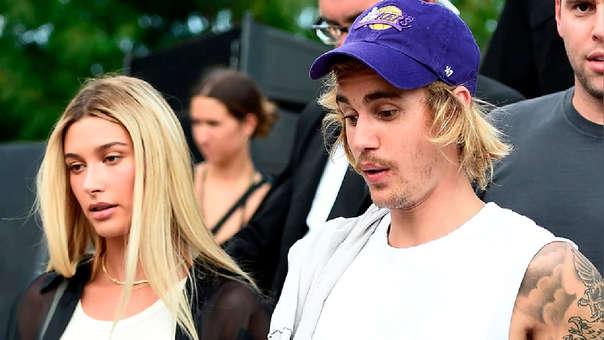Filtran foto de Justin Bieber y Hailey Baldwin en el altar