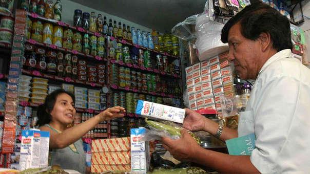 Los alimentos y las bebidas impulsaron el resultado de la inflación e el mes pasado.
