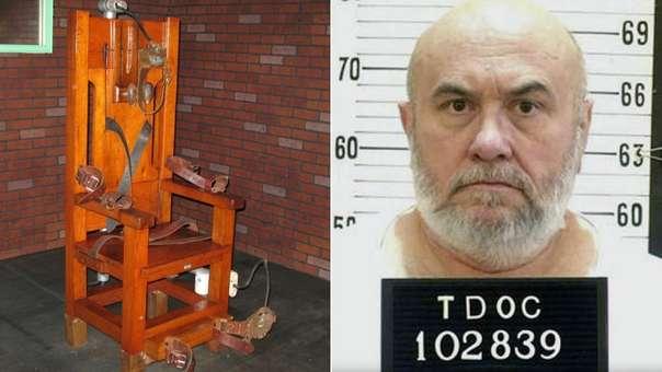 . Edmund Zagorski, de 63 años, fue el primer convicto de Estados Unidos en morir por electrocución en cinco años.