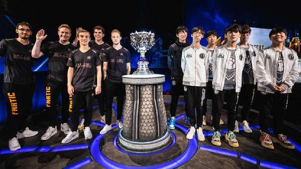 Finales Worlds 2018
