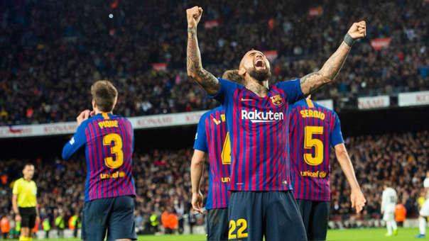 11eada6e3c Barcelona vs. Inter de Milán EN VIVO