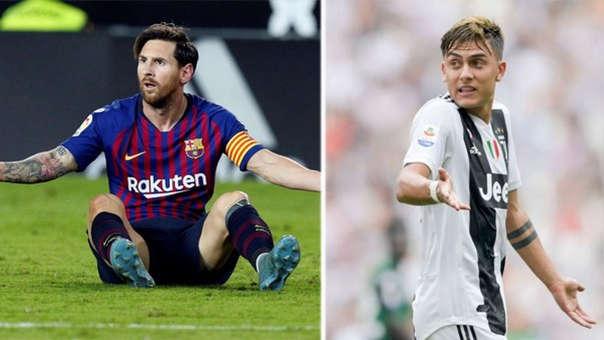 Lionel Messi fue el máximo goleador de las ligas europeas en la temporada pasada.