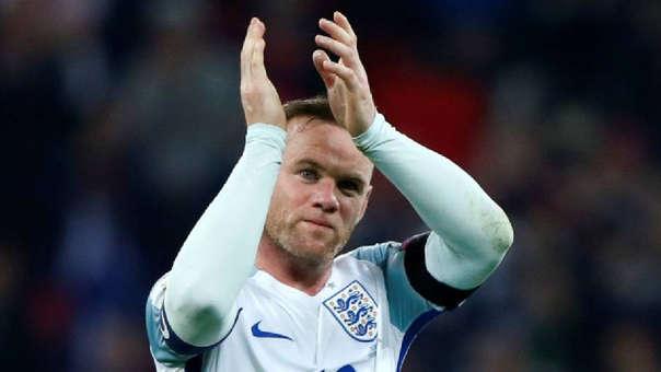 Wayne Rooney anotó 53 goles con la Selección de Inglaterra.
