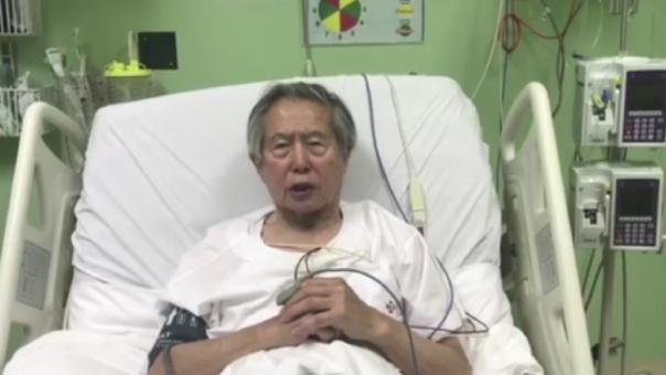 El pasado 4 de octubre el Poder Judicial anuló el indulto a ALberto Fujimori.