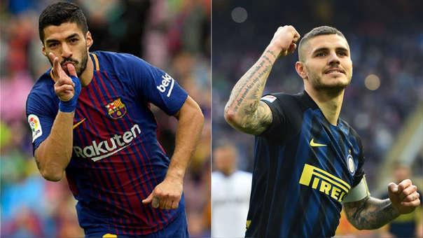 Resultado de imagen para Inter vs Barcelona