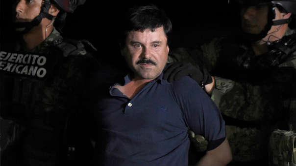 DOUNIAMAG-FILES-US-MEXICO-DRUGS-CRIME-COURT-CHAPO-GUZMAN