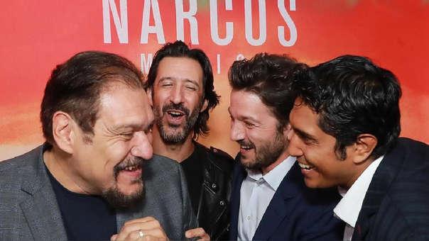 Joaquín Cosío, José María Yazpik, Tenoch Huerta y Diego Luna protagonizan