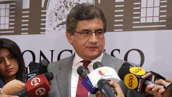 Juan Sheput, Peruanos por el Kambio.