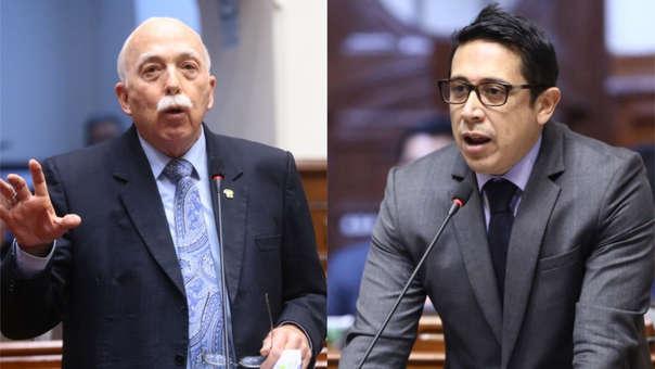 El parlamentario negó que Rolando Reátegui haya renunciado a la bancada de Fuerza Popular.