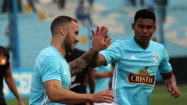 Sporting Cristal vs. Sport Huancayo EN VIVO ONLINE por el Torneo Clausura