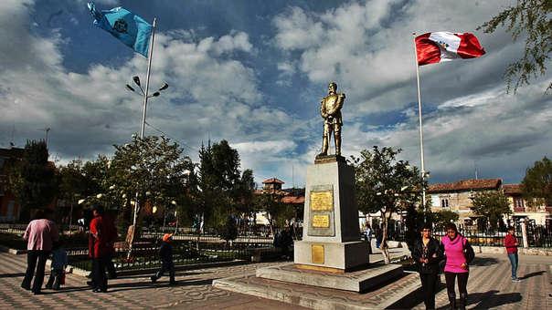 La ciudad de Jauja es capital de la provincia del mismo nombre, en la región Junín.