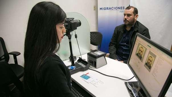 Migraciones realizará un plan de mantenimiento anual.