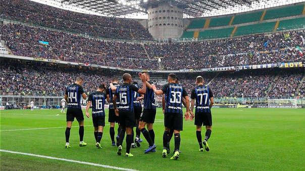 Inter vs. Barcelona