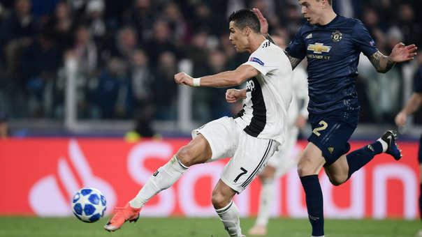 Juventus vs. Manchester United EN VIVO EN DIRECTO por la Champions League