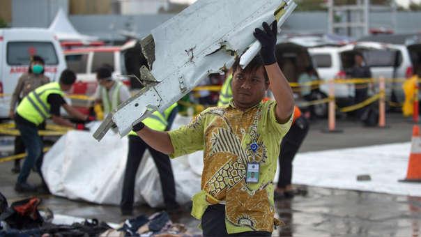 El Boeing 737 MAX 8 de la compañía de bajo coste Lion Air se accidentó el 29 de octubre.
