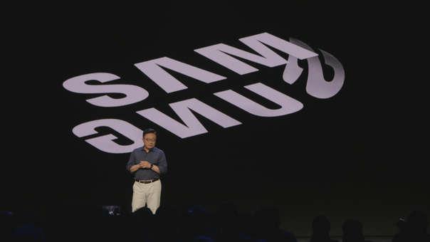 DJ Koh, CEO de Samsung, dio inicio al #SDC18