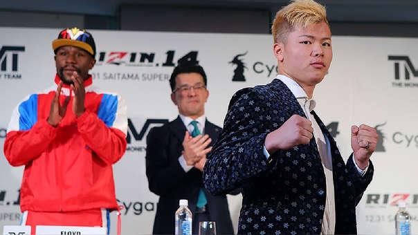 Tenshin Nasukawa no ha perdido en las 27 peleas que ha tenido en su carrera.