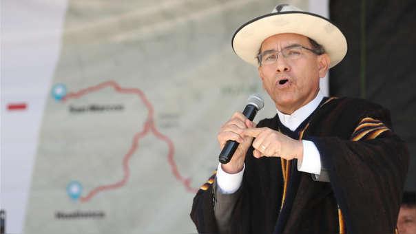 CONTRATO PARA LA EJECUCIÓN DE LA OBRA HUÁNUCO-LA UNIÓN-HUALLA